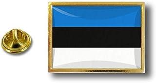 Spilla Pin pin's Spille spilletta Giacca Bandiera Distintivo Badge Estonia
