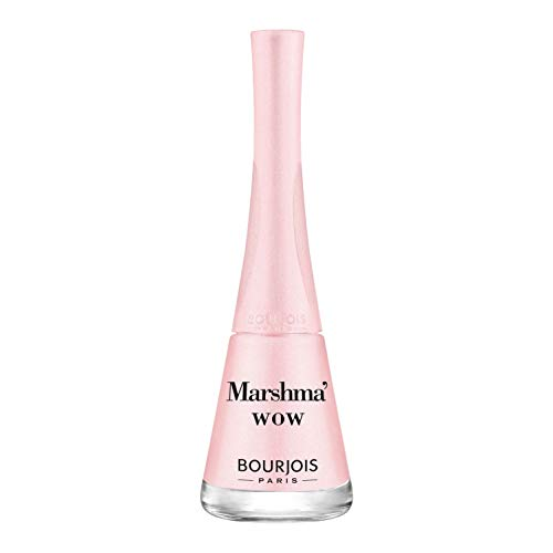 Bourjois 1 x Seconde Nagellack, Farbton 15 Marshma'wow, 9 ml