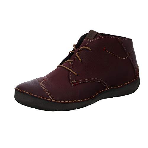 Josef Seibel Damen Fergey 18 Desert Boots Rot (Bordo 410) 41 EU
