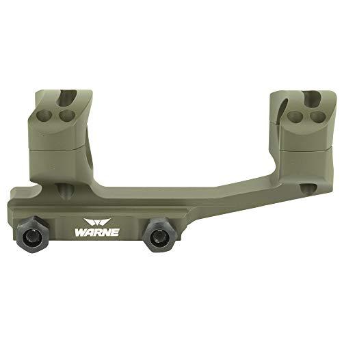 Warne Scope Mounts XSKEL30OD Warnex 40mm Mounts, Gen 2...