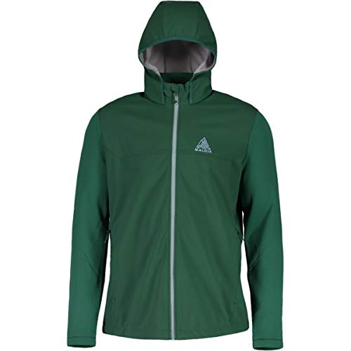 Maloja Herren Jacke Bacunm Multisport technische Jacke, Stone Pine, S