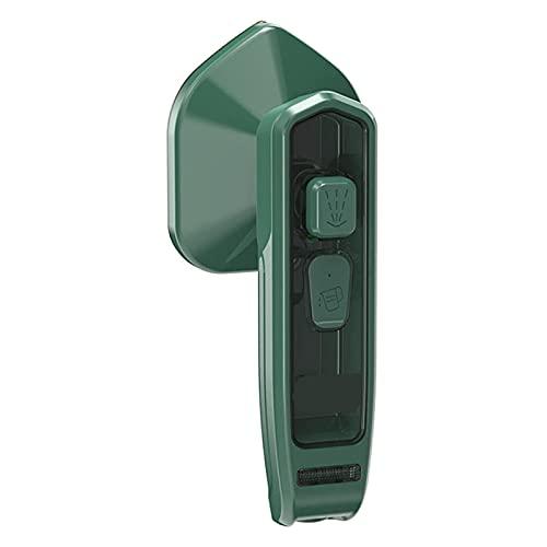 Micro plancha de vapor profesional, mini máquina de planchar colgante portátil, plancha de vapor doméstica de mano adecuada para el hogar o viajes