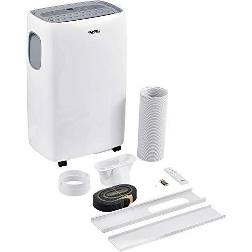 10,000 BTU Portable Air Conditioner, Cool Only, 115V