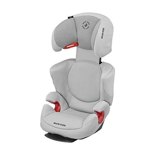 Maxi-Cosi Rodi AirProtect Seggiolino Auto 15-36 kg, Gruppo 2/3 per Bambini dai 3.5 ai 12 anni, Reclinabile, Facile da Installare, Grigio