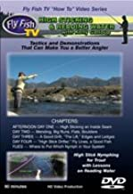 High Sticking and Reading Water Nymphing Tactics for Trout with Lessons on Reading Fly Water with Kelly Galloup (1-1/2 Hour Tutorial Fly Fishing DVD)