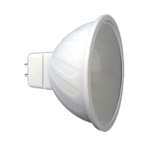 Lighted Ampoule LED MR16 P 50 K GX5.3, 5 W, Blanc, 50 x 51 mm