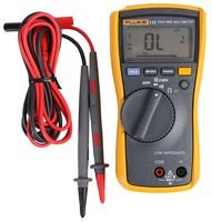 Photo de fluke-113-multimetre-numerique-lcd-6000-points-cat