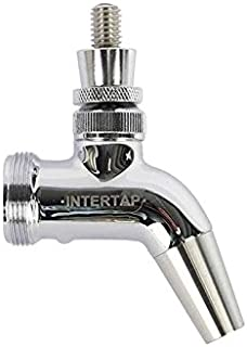 Intertap Stainless Steel Faucet