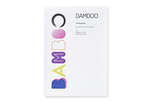 Wacom ACK425082 Bloco de notas Bamboo A4