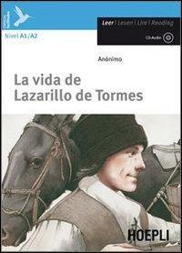 El Lazarillo de Tormes. Con CD Audio. Con espansione online [Lingua spagnola]