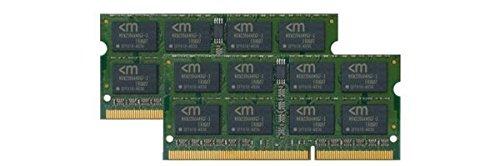 Mushkin Essentials PC3-12800 Arbeitsspeicher 8GB (1600 MHz, 204-polig, 2X 4GB) SO-DIMM DDR3-RAM Kit