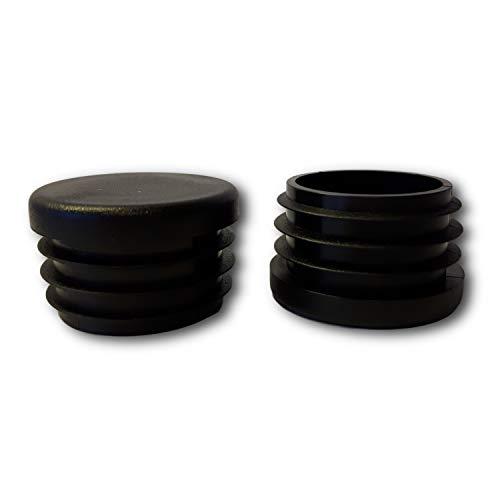 4 Gleiter für Rundrohre, Aussendurchmesser 70 mm