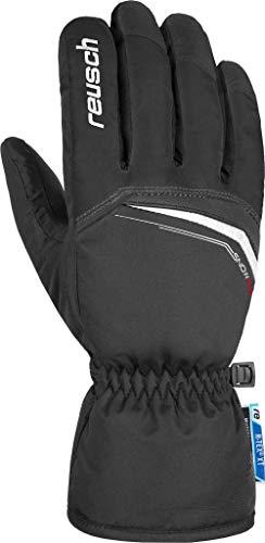Reusch Snow King R-TEX XT Handschuh, Black/White, 11