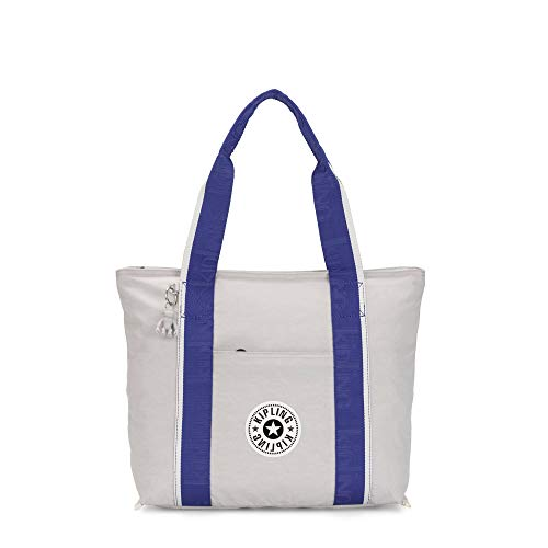 Best Deals! Kipling Era Medium Tote Bag Curiosity Grey C