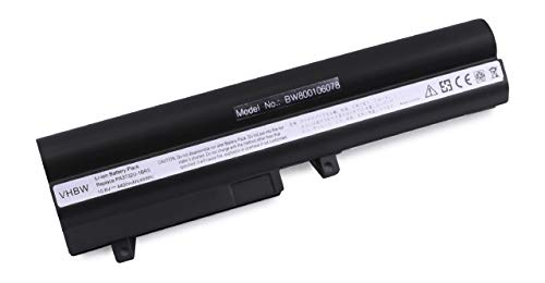 Batterie 4400mAh (10.8V) pour Laptop Toshiba Dynabook, Mini, Satellite remplace GC02000XV10, PA3731U-1BRS, PA3732U-1BAS, PA3733U-1BRS, etc.