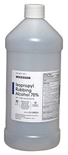McKesson - Isopropyl Alcohol - 32 oz. - Liquid - Bottle -...