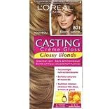 L'Oréal Paris - Casting Crème Gloss 801 Blond Vanille - La boîte