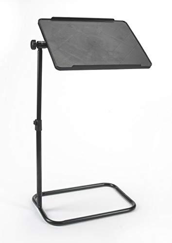 Greenhurst Adjustable Table, Metal Black