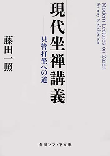 現代坐禅講義 只管打坐への道 (角川ソフィア文庫)の詳細を見る