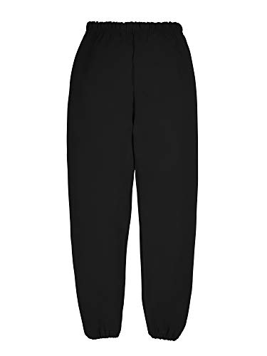Jerzees Youth Fleece Sweatpant, Black, Small