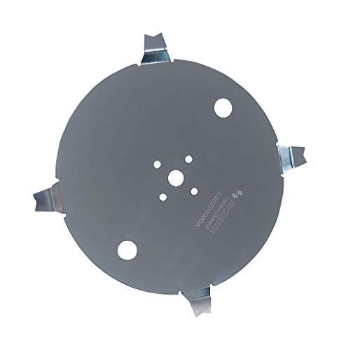 Ambrogio Robot L20Z01000A Lama di taglio piegata, 18cm per modello L15 (v.2020) e Twenty,