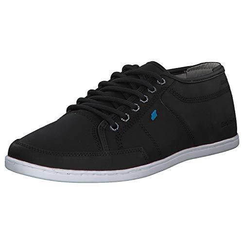 Boxfresh Herren Sneaker Low Sparko schwarz 11 (45-45,5)