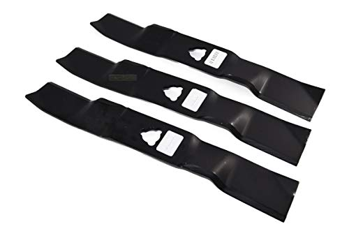 3 x 42 cm cuchillo de mantillo para cortacésped Stiga Park 110 Combi 1134-9124-01