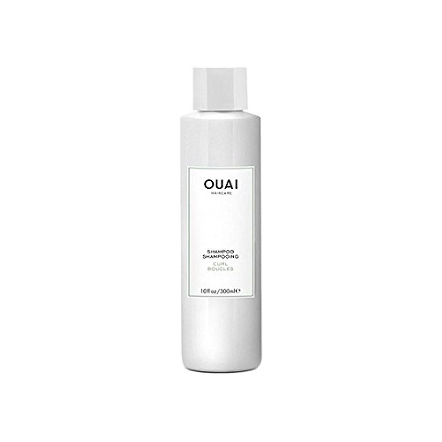 チャートドック良性Ouai Curl Shampoo 300ml - カールシャンプー300ミリリットル [並行輸入品]