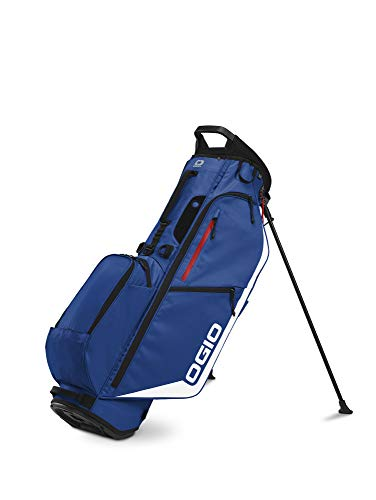 OGIO 2020 Fuse 4 Stand Bag (Cobalt, Double Strap)