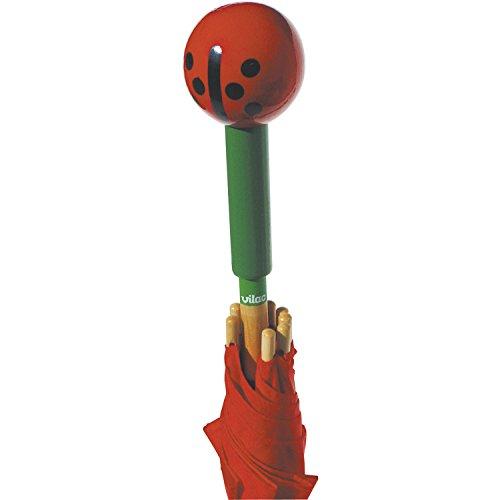 Vilac - 4397 - Plein Air - Parapluie Coccinelle