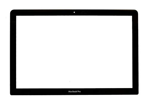 Lecho Replacement for Unibody MacBook Pro Glass Screen Cover Bezel - 13 Inch A1278 Year 2012 2011 2010 2009