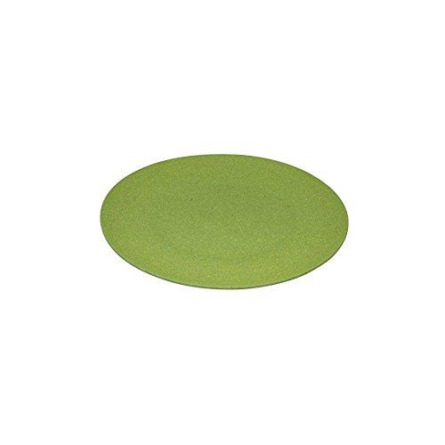 zuperzozial Teller Groß Large Bite Plate Grün D 27,5cm