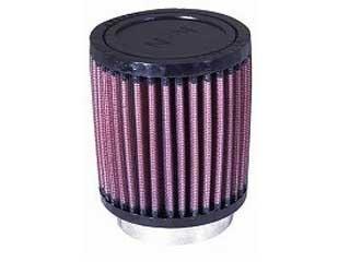 RU-0600 K&N Universal-Luftfilter zum Anklemmen, 6,4 cm FLG, 8,9 cm OD, 10,2 cm H (Universal-Luftfilter)