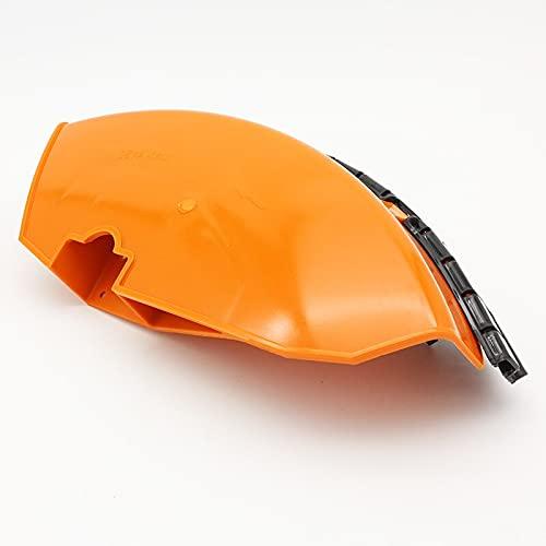 LLXXD Recortadora de césped Protector de césped, Deflector de Repuesto para Stihl FS120 FS200 FS250, Herramienta eléctrica de jardín, Cortador de Cepillo, repuestos Piezas de Repuesto