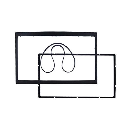 Feeldo Voiture Refitting stéréo DVD Cadre Panneau de façade d'autoradio Dash kit d'installation