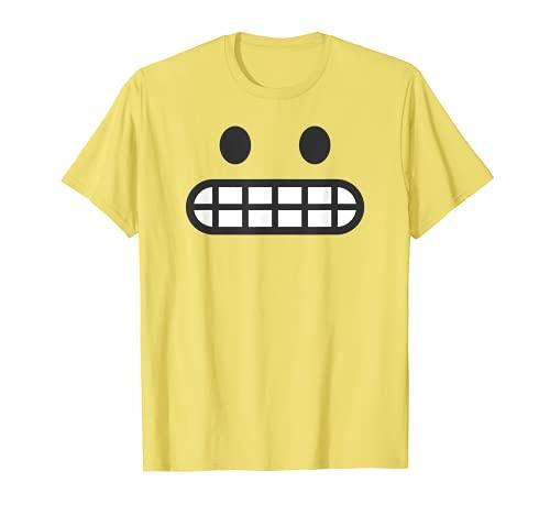 Emoticon regalo de disfraz de emoticono Camiseta