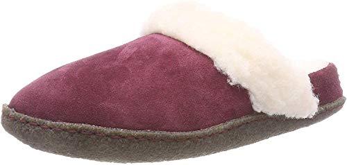 Sorel Nakiska Slide II, Zapatillas de casa para Mujer, Rojo (Rich...