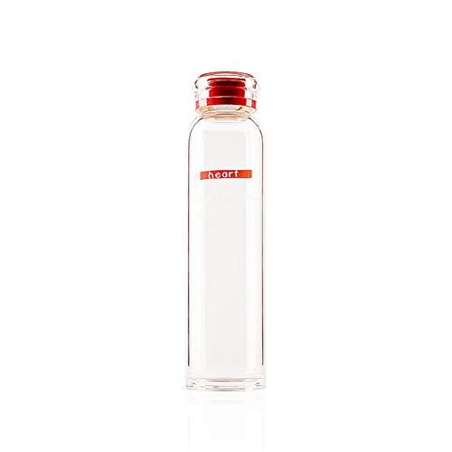 Botella Agua Botella Cristal Botella de Agua Botella de Agua de Deportes...