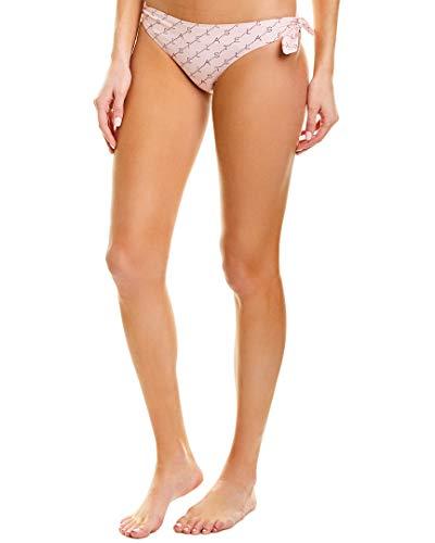 Stella McCartney Women Bikini Bottoms Pale Pink XS