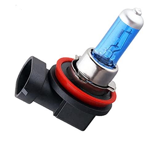 WSCHENG Bombilla halógena Fog FUTALES Super Blanco - H11 H7 H4 H3 H8 HB3 HB3 9005 9006 Bulbos halógenos - 55W 12V 24V Fightlights Lámpara D030 (Socket Type : H1)