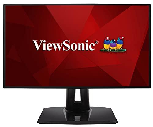 Viewsonic ColorPro VP2458 60,5 cm (24 Zoll) Fotografen Monitor (Full-HD, IPS-Panel mit Delta E
