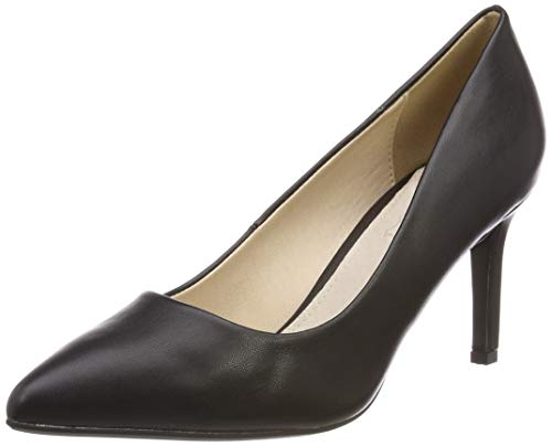 Buffalo Damen Alivia Pumps, Schwarz (Black 000), 40 EU