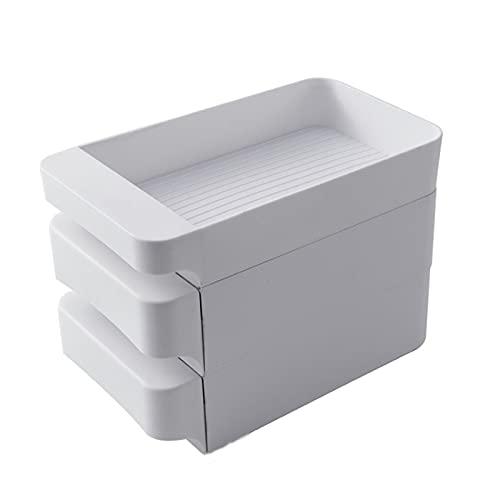 Huevo de refrigerador Caja de Almacenamiento Tipo de cajón Caja de Huevo Especial Caja de Fresco Fresco Soporte de Huevo