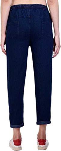 KIFAYATI BAZAR Girl's Slim Fit Jeans/Joggers/Bottom Pack of 3