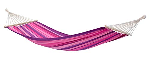 Amazonas Hammock AZ-1066100 Tonga Amaca, Candy, Viola, 310x100x5 cm