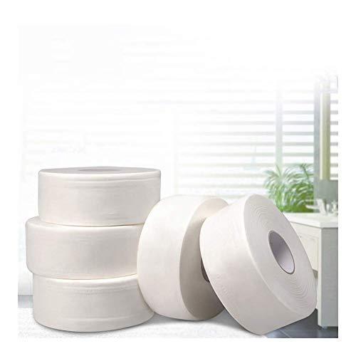 Toilettenpapier Handtücher Bad Bad Taschentuch Jumbo Roll Toilettenpapier Public Place Hotel Waschraum WC Einkaufszentrum, Weiß, 420 g, 3 Schichten, 12 Rollen (Farbe: Weiß, Größe: 1 Karton 12 Rollen)