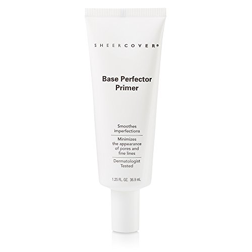 Sheer Cover – Base Perfector Primer – Helps Fill Fine Lines and Wrinkles for Makeup...