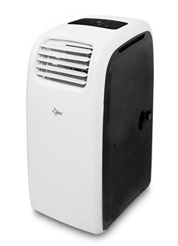SUNTEC Mobiles lokales Klimagerät Transform 12.000 Eco R290 | für Räume bis 130m3 | inkl. Abluftschlauch | Kühler und Entfeuchter mit ökologischem Kühlmittel R290 | 12.000 BTU/h