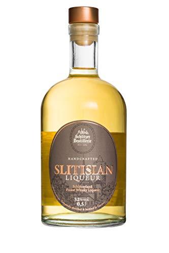 Schlitzer Whisky Liqueur mit Vanille Geschmack (1 x 0.5l)