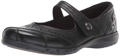 Cobb Hill womens Petra-ch Loafer, Black, 9 X-Wide US